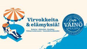 Cafe Väinö 2019