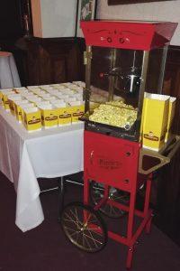 popcorn kone