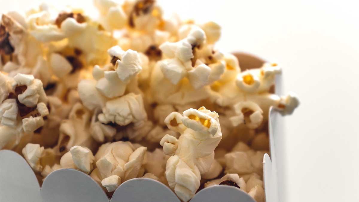 Popcorn -kone